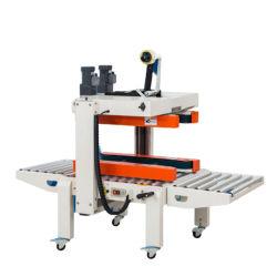 Kleine Box Sealer Semi Auto Karton Fall Band Seaing Falten Maschine