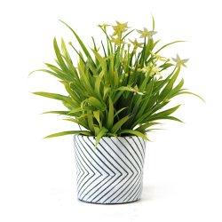 Sunwing de nouvelles plantes artificielles Bonsai petit arbre artificiel Les plantes Les plantes en pot