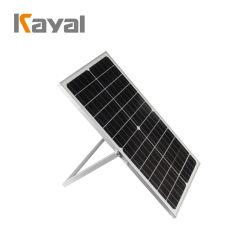 Panneau solaire polycristallin 275W de puissance portable Panneau solaire Utilisation du chargeur de batterie pour toit de la chambre
