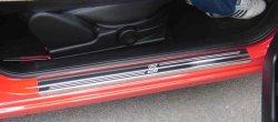 OEMのドアの土台の版の車のドアの土台の外のステンレス鋼の損傷の版