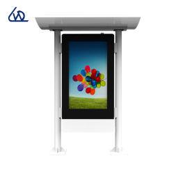 Quiosco permanente publicidad Vertical Player Pantalla LCD Digital Signage
