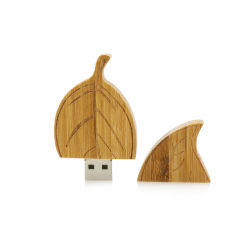 환경 친화적인 목재 USB 플래시 드라이브 USB 스틱 USB 펜 로고 인그레이빙 또는 프린팅으로 운전합니다