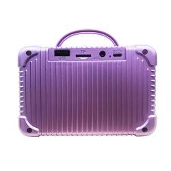 아름다운 외형 휴대용 Bluetooth 스피커