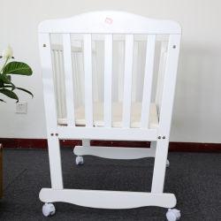 تصميم جديد ثلاثة تروس إلى سرير أطفال متأرجح قابل للضبط/خشبي أسرة أطفال لتوينز