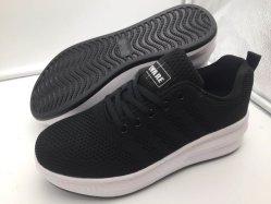 Flyknit causale supérieure et Super Doux PU semelle des chaussures pour femmes