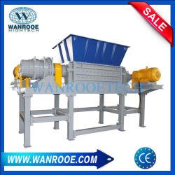 Afval Plastic Recycling / Giant Plastic / Film Bundel / Textile Waste Shredder Machine