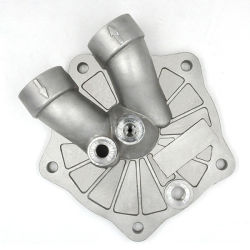 Válvula de aço inoxidável de precisão de investimento e de Vazamento da Bomba para as máquinas Parte