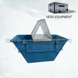 Residuos de basura saltar la eliminación de residuos de la tolva de Salta