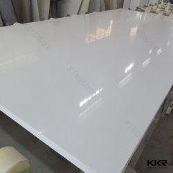 Quartz blanc dalles, carreaux en pierre cristal de quartz, Crystal White Stone de verre