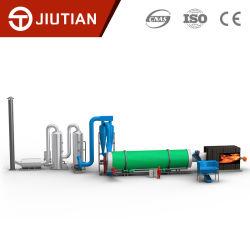 O Gás Natural aquecimento de lamas Petroquímico tambor rotativo Secador Preço da Máquina