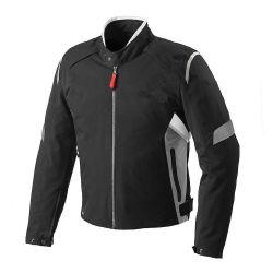 L'hiver Noir Veste Moto Mens pour la vente