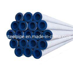 ASTM A312 TP304/TP304L TP316/TP316L tubos sem costura em aço inoxidável