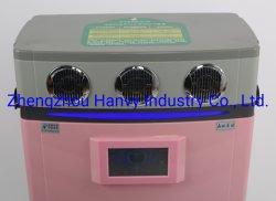 L'eau liquide de nettoyage du filtre à air