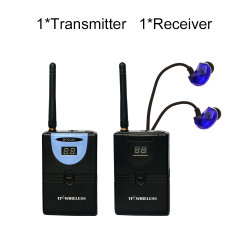 [2.4غز] لاسلكيّة [بورتبل] وسائل سمعيّة [ديجتل] جهاز إرسال وجهاز استقبال [64ك16بيتس]