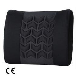 Accionado por batería Masaje Vibrador almohada Cojín de masaje de espalda