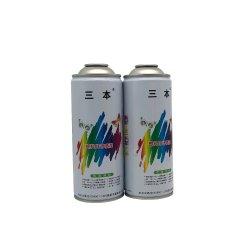 Commerce de gros de dia. 65mm Tin Aérosol de peinture en aérosol