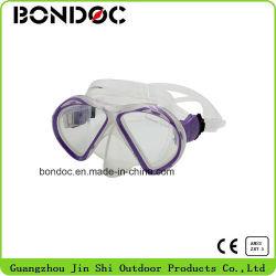 高品質のスキューバスノーケリングの飛び込みマスク(JS-7045)