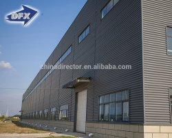 Designer Structural Multipurpose Preassembly Steel Structure Sugar Manufacturing Plant