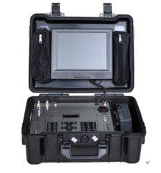 Receptor de vídeo de la maleta portátil fácil