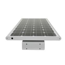 Basamento astuto da solo tutto in un 12V indicatore luminoso di via solare Integrated di CC 30W 40W 60W