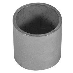 Большой диаметр 316л/316 Сварной стальной трубы с полированной поверхности