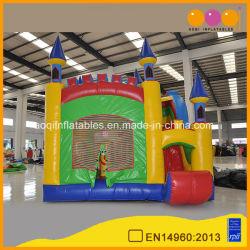 Jumping Bouncer Aoqi House almofada insuflável castelo insuflável e deslize (AQ732)