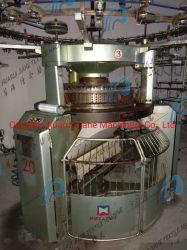 カールMayerの編む機械、テリーのジャカード編む機械使用されたテリーのジャカード円の編む機械単一のジャージーコンピュータ化された編む機械