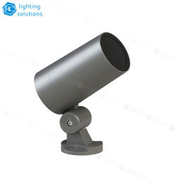 im Freien schmales justierbares Blendschutz-IP66 LED Projektor-Licht des 12W Strahlungswinkel-modernen Entwurfs-