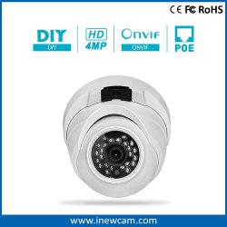 Nieuwe IP van de Veiligheid van de Snelheid van het Verkeer van het Ontwerp 4MP Camera