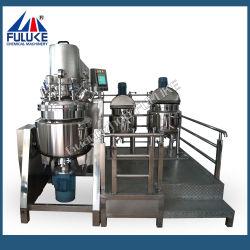 핫 셀 진공 균질화 혼합 유화기 석유 젤리 제조 장비