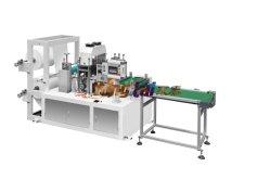 Descartáveis automática não tecidos da tampa de porta-bagagens fazendo a máquina