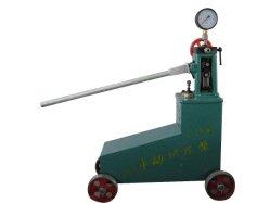 Hydraulische manuelle manuelle Schlauch-Druckprüfungen-Pumpe