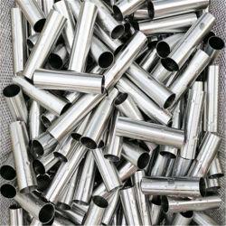 أنبوب معدني لامع وغير سلس الشعري 304 أنبوب من الفولاذ المقاوم للصدأ