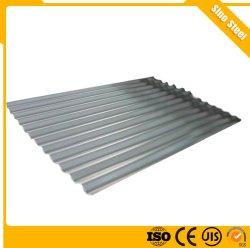 0,4Mm de Telhado de aço corrugado galvanizado Chapa de Metal da Placa