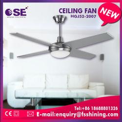52 het Metaal van de duim kostte Decoratieve Plafondventilator met Licht