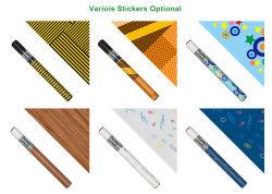Vapores de líquidos e caneta Vape Cigarro electrónico atomizador