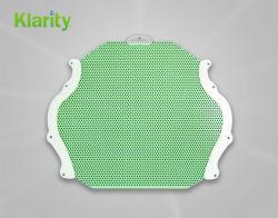 Зеленый Klarity Bos маску с головки блока цилиндров в головной части замка створки