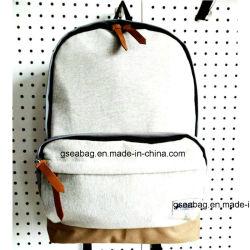 Saco relativo à promoção do miúdo da escola da forma com a trouxa do negócio da boa qualidade do algodão & do preço do competidor