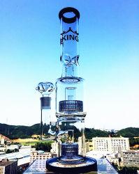 Bobine spirale recycleur de gros tuyau eau en verre
