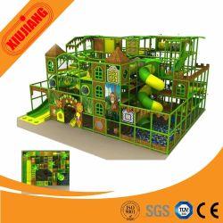 Огромный детей коммерческого применения внутри помещений детская площадка с маркировкой CE, ОО, ISO9001