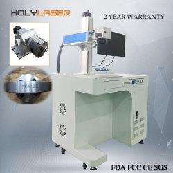 machine de marquage au laser à fibre pour la gravure de l'anneau extérieur et intérieur