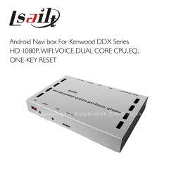 Multimedia Android Navigationsbox für Kenwood DVD Support Tmc, Social Utilities, externer 3G USB Dongle