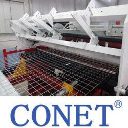 2017 Máquina automática de la soldadura del acoplamiento de alambre de la venta caliente (HWJ2500 con el alambre 5-12m m)