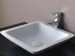 المرافق الصحية تصميم حديث الحمام الأبيض حوض الرخام (BS-8323)