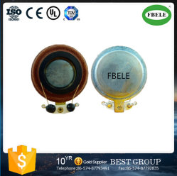 Fbf2512 Highquality 4 Ohm 5W Mini Vibration Speaker (FBELE)