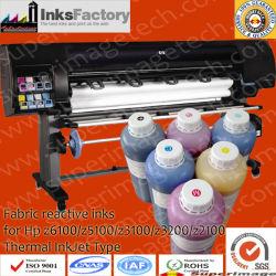 Ткань реактивные чернила для принтеров HP Z6100/Z3100/Z5100/Z2100