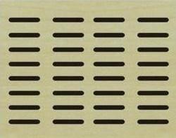 Бамбук потолочные панели звуковой платы деревянные акустические настенной панели MDF системной платы