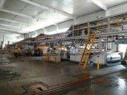 3 Ply интеллектуальное производство гофрированный картон производственной линии