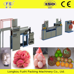 De Netto Machine van Knoteless/Plastic Netto Machine/Fruit en de Netto Machine van Groenten