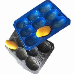 Frischware-Satz-Wegwerfplastikblasen-Tellersegment-Verpacken